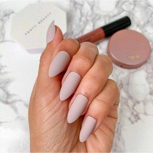 Nail Tips in Color: Nudist Colony